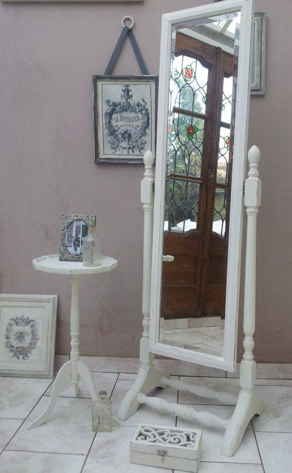 Best 25+ Floor Standing Mirror Ideas On Pinterest | Large Standing Throughout Shabby Chic Floor Standing Mirrors (#12 of 30)
