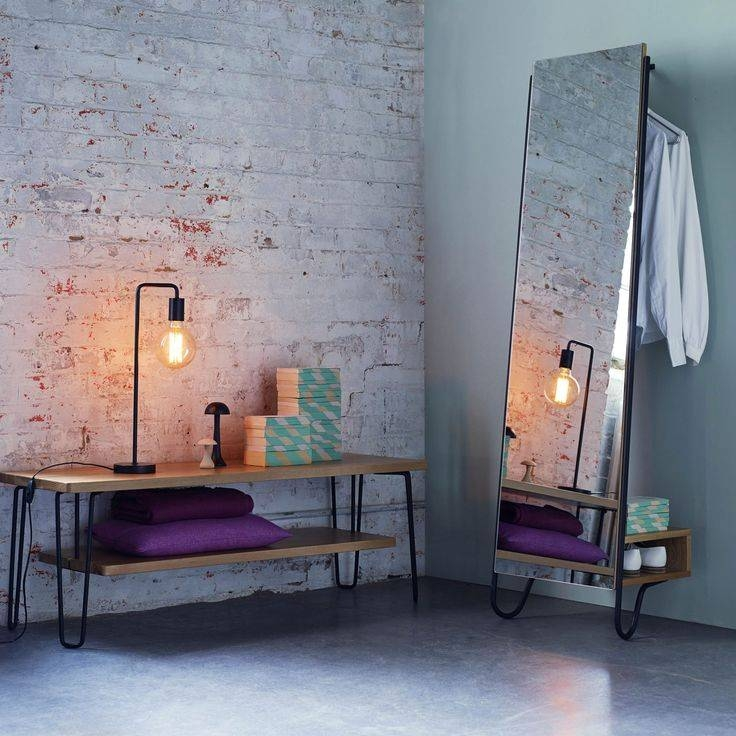 Best 25+ Floor Standing Mirror Ideas On Pinterest | Large Standing Within Full Length Stand Alone Mirrors (#8 of 30)