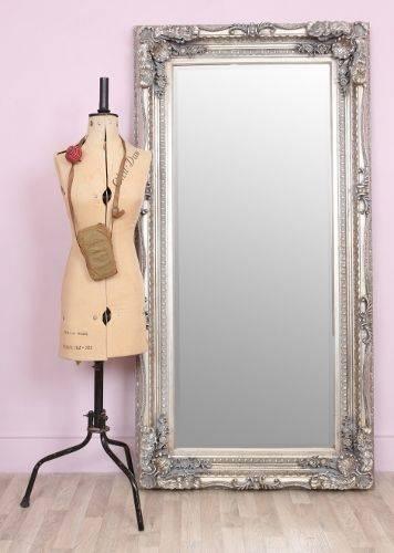 Best 25+ Floor Standing Mirror Ideas On Pinterest | Large Standing Within Vintage Standing Mirrors (#12 of 30)