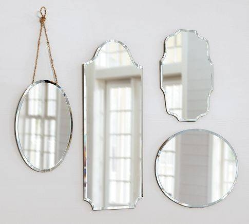 Best 25+ Frameless Mirror Ideas On Pinterest | Interior Frameless With Small Bevelled Mirrors (#8 of 30)