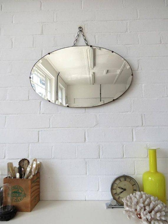 Best 25+ Frameless Mirror Ideas On Pinterest | Interior Frameless Within Vintage Frameless Mirrors (#21 of 30)