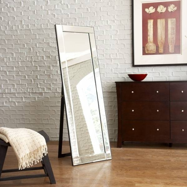 Best 25+ Frameless Mirror Inspiration Ideas On Pinterest | Diy With Beveled Full Length Mirrors (#7 of 20)