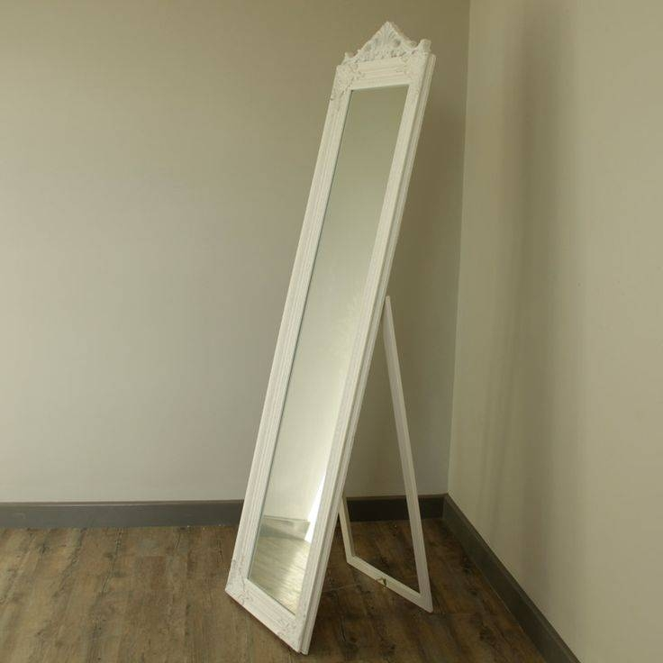 Popular Photo of Ornate Free Standing Mirrors