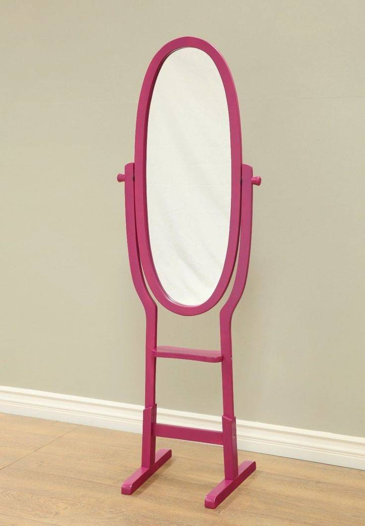 Popular Photo of Free Standing Dress Mirrors