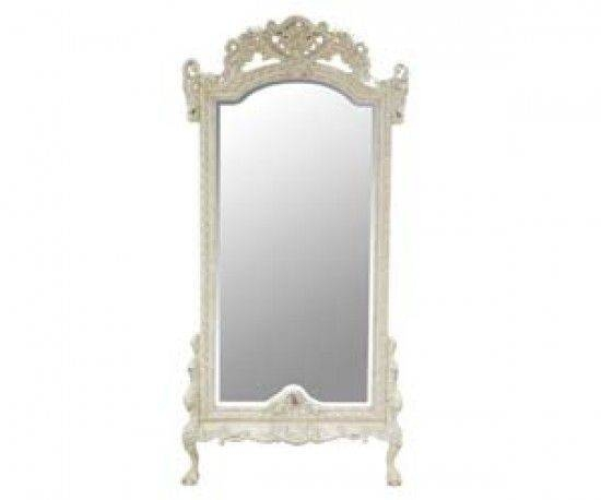 Popular Photo of Vintage Free Standing Mirrors