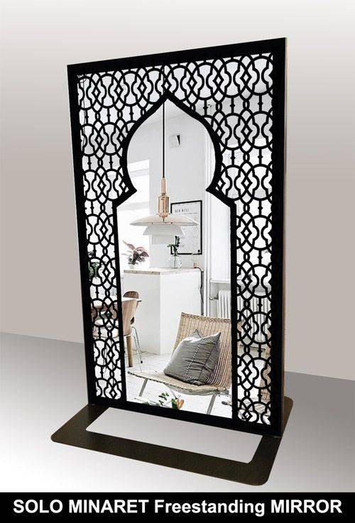 Best 25+ Freestanding Mirrors Ideas On Pinterest | Adult Bedroom Pertaining To Ornate Free Standing Mirrors (#10 of 30)