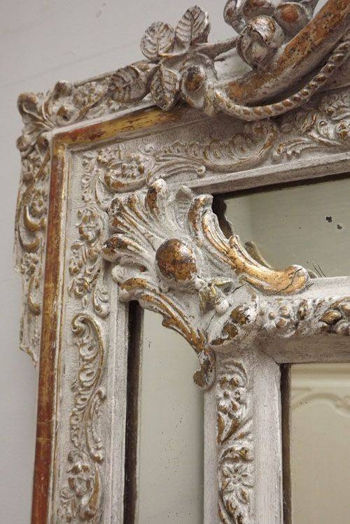 Best 25+ French Antiques Ideas On Pinterest | French Decor Pertaining To Large Gold Antique Mirrors (#20 of 30)