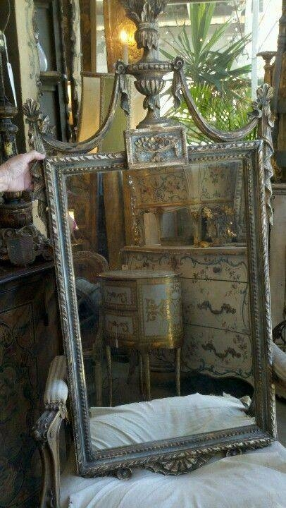 Best 25+ French Mirror Ideas On Pinterest | Antique Mirrors For French Style Bathroom Mirrors (#20 of 30)