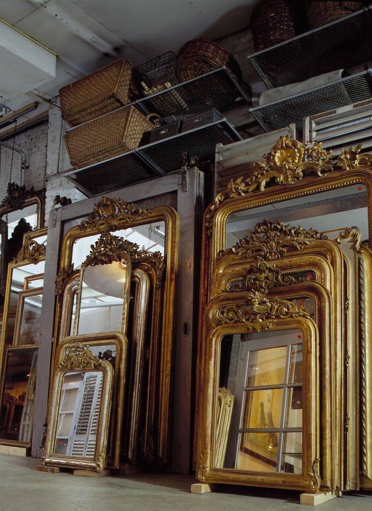 Best 25+ French Mirror Ideas On Pinterest | Antique Mirrors In Antique Gold Mirrors French (#13 of 20)