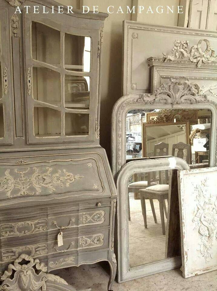 Best 25+ French Mirror Ideas On Pinterest | Antique Mirrors Inside French Vintage Mirrors (#14 of 20)