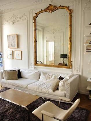Best 25+ French Mirror Ideas On Pinterest | Antique Mirrors Intended For Large French Mirrors (View 12 of 20)