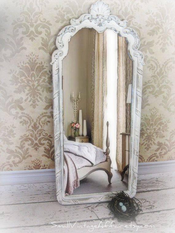 Best 25+ French Mirror Ideas On Pinterest | Antique Mirrors Regarding Grey Vintage Mirrors (#10 of 20)