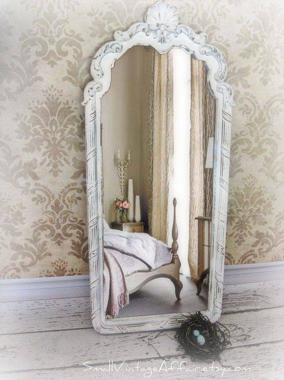 Best 25+ French Mirror Ideas On Pinterest | Antique Mirrors Throughout Antique Long Mirrors (View 5 of 20)