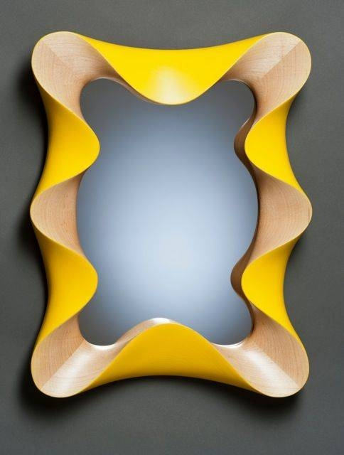 Best 25+ Funky Mirrors Ideas That You Will Like On Pinterest Inside Funky Wall Mirrors (#14 of 30)