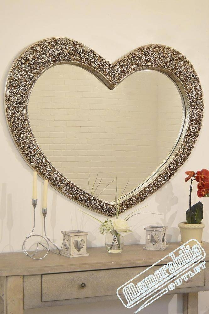 Best 25+ Funky Mirrors Ideas That You Will Like On Pinterest Regarding Heart Shaped Mirrors For Wall (#7 of 20)