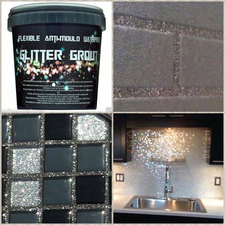 Best 25+ Glitter Walls Ideas On Pinterest | Sparkle Wallpaper Intended For Glitter Wall Mirrors (#12 of 30)
