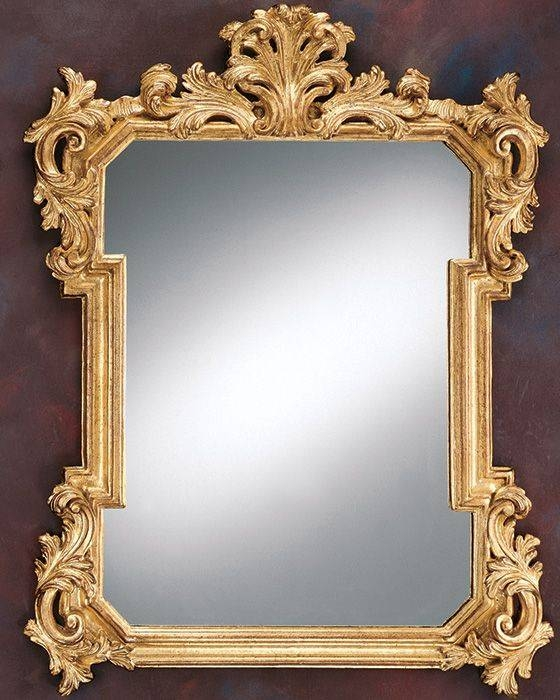 Best 25+ Gold Wall Mirror Ideas On Pinterest | Round Mirrors Intended For Fancy Wall Mirrors (#3 of 20)