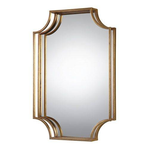 Best 25+ Gold Wall Mirror Ideas On Pinterest | Round Mirrors With Gold Mirrors (#20 of 30)