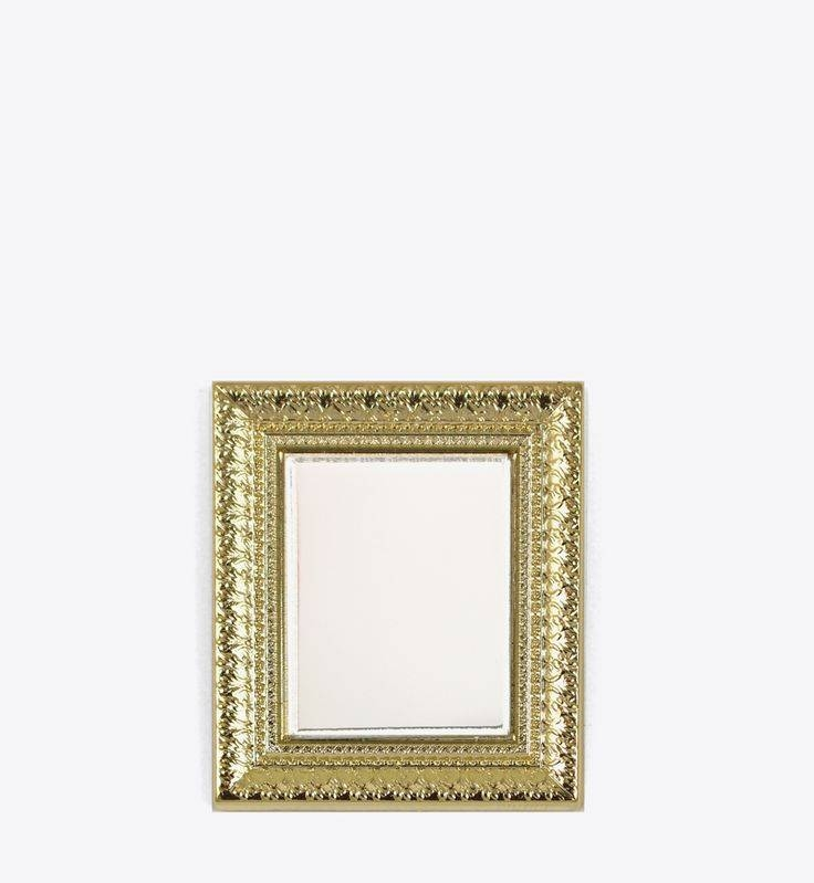 Best 25+ Gold Wall Mirror Ideas On Pinterest | Round Mirrors With Regard To Square Gold Mirrors (#9 of 20)