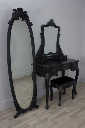 Best 25+ Gothic Mirror Ideas On Pinterest | Black Dressing Tables Throughout Victorian Standing Mirrors (View 11 of 30)