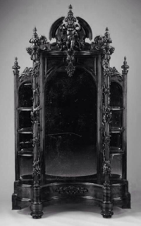 Best 25+ Gothic Mirror Ideas On Pinterest | Black Dressing Tables With Regard To Gothic Style Mirrors (View 4 of 20)
