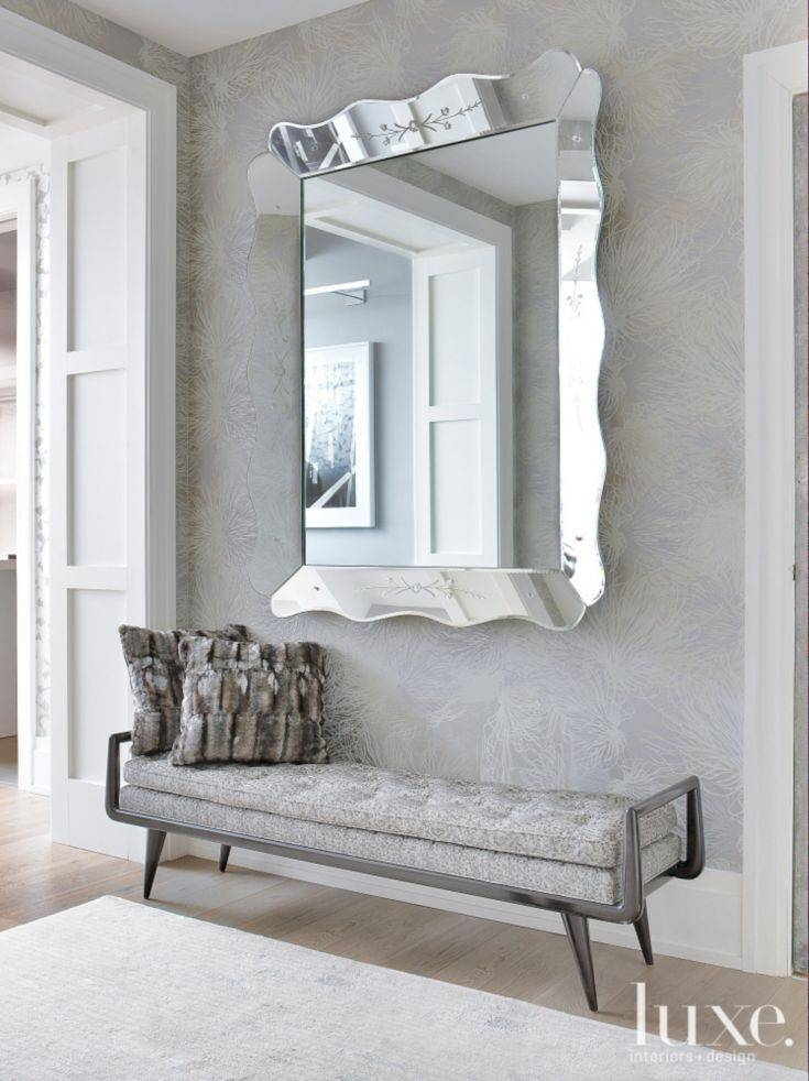 Best 25+ Grey Mirrors Ideas On Pinterest | Asian Mirrors, Asian Regarding Big Modern Mirrors (#11 of 20)