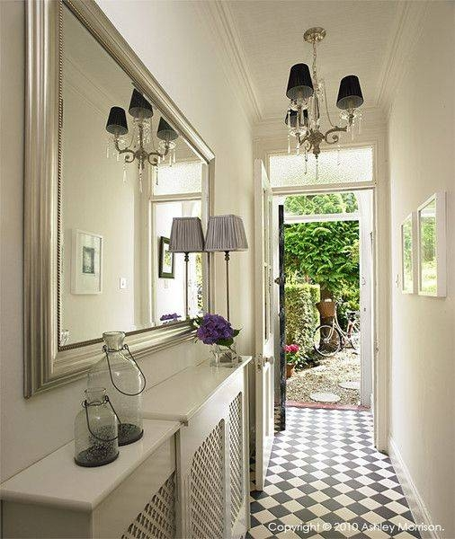 Best 25+ Hallway Mirror Ideas On Pinterest | Entryway Shelf, Hall For Large Hallway Mirrors (#6 of 30)