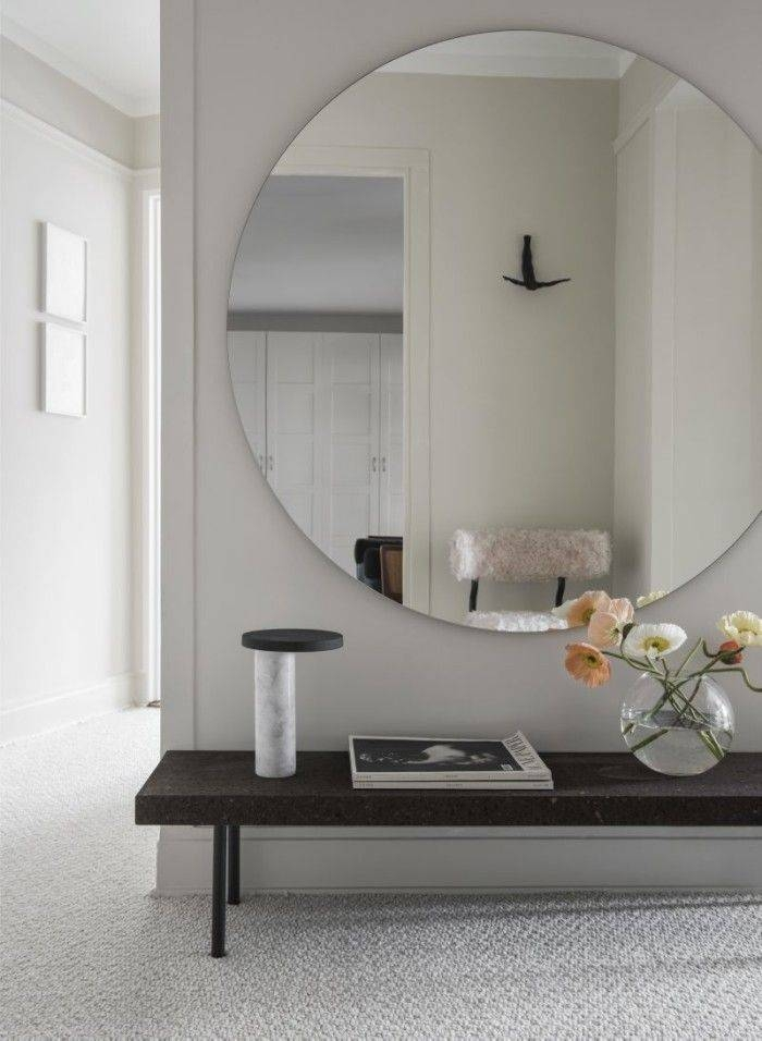 Best 25+ Hallway Mirror Ideas On Pinterest | Entryway Shelf, Hall Intended For Large Hallway Mirrors (#8 of 30)