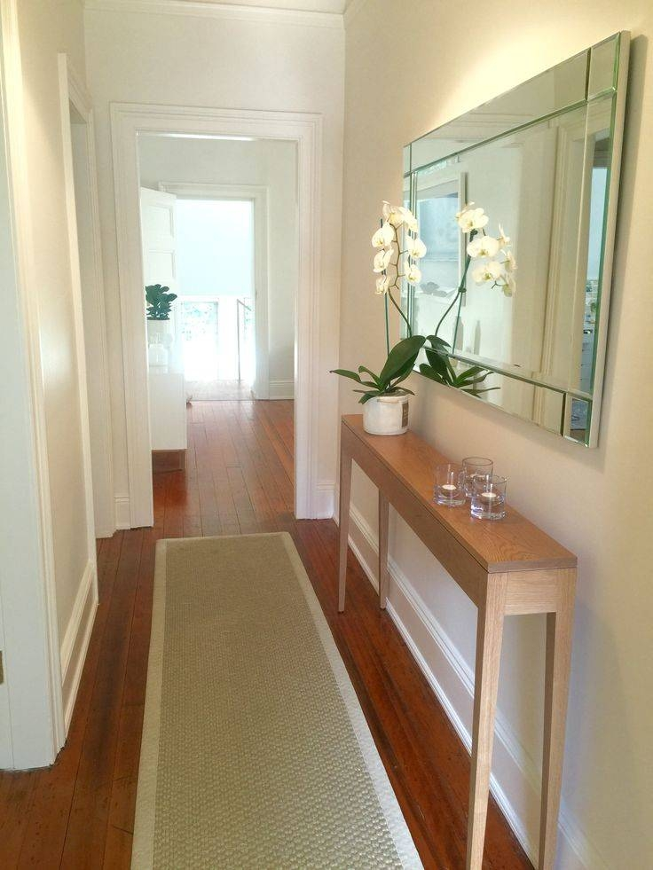 Best 25+ Hallway Mirror Ideas On Pinterest | Entryway Shelf, Hall Pertaining To Large Hallway Mirrors (#9 of 30)