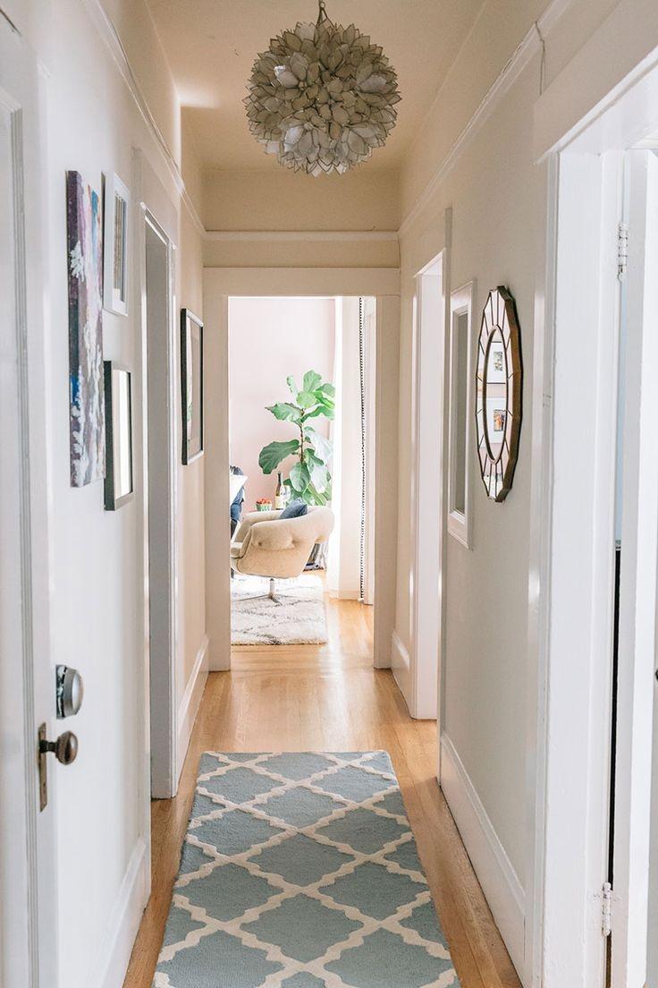 Best 25 Hallway Runner Ideas On Pinterest Entryway Runner Pertaining To Hallway Rug Runner For Long Hallway (#3 of 20)