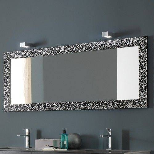 Best 25+ Horizontal Mirrors Ideas On Pinterest | Cheap Wall Throughout Long Silver Mirrors (#13 of 30)