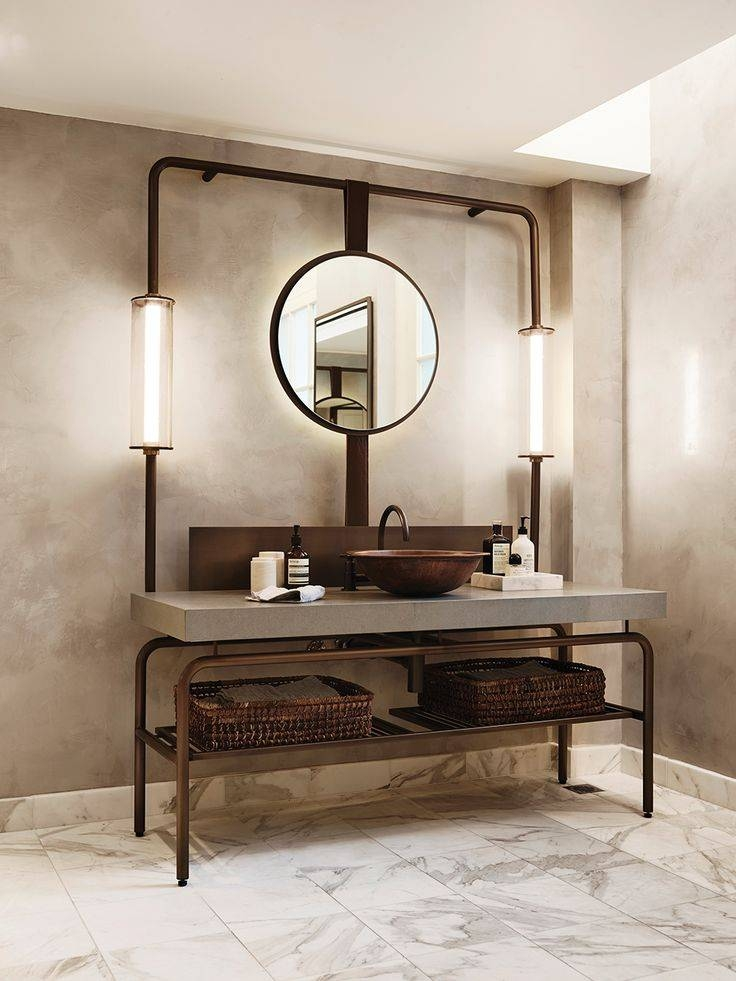 Best 25+ Hotel Bathrooms Ideas On Pinterest | Hotel Bathroom Throughout Hotel Inspired Mirrors (#6 of 15)