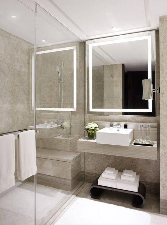 Best 25+ Hotel Bathrooms Ideas On Pinterest | Hotel Bathroom With Hotel Inspired Mirrors (#7 of 15)