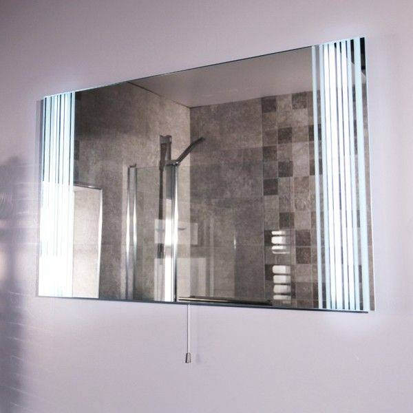 Best 25+ Illuminated Mirrors Ideas On Pinterest | Bathroom Mirror Within Large Illuminated Mirrors (#11 of 30)
