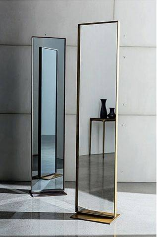 Best 25+ Industrial Mirrors Ideas Only On Pinterest | Mirrors Regarding Modern Free Standing Mirrors (#12 of 30)