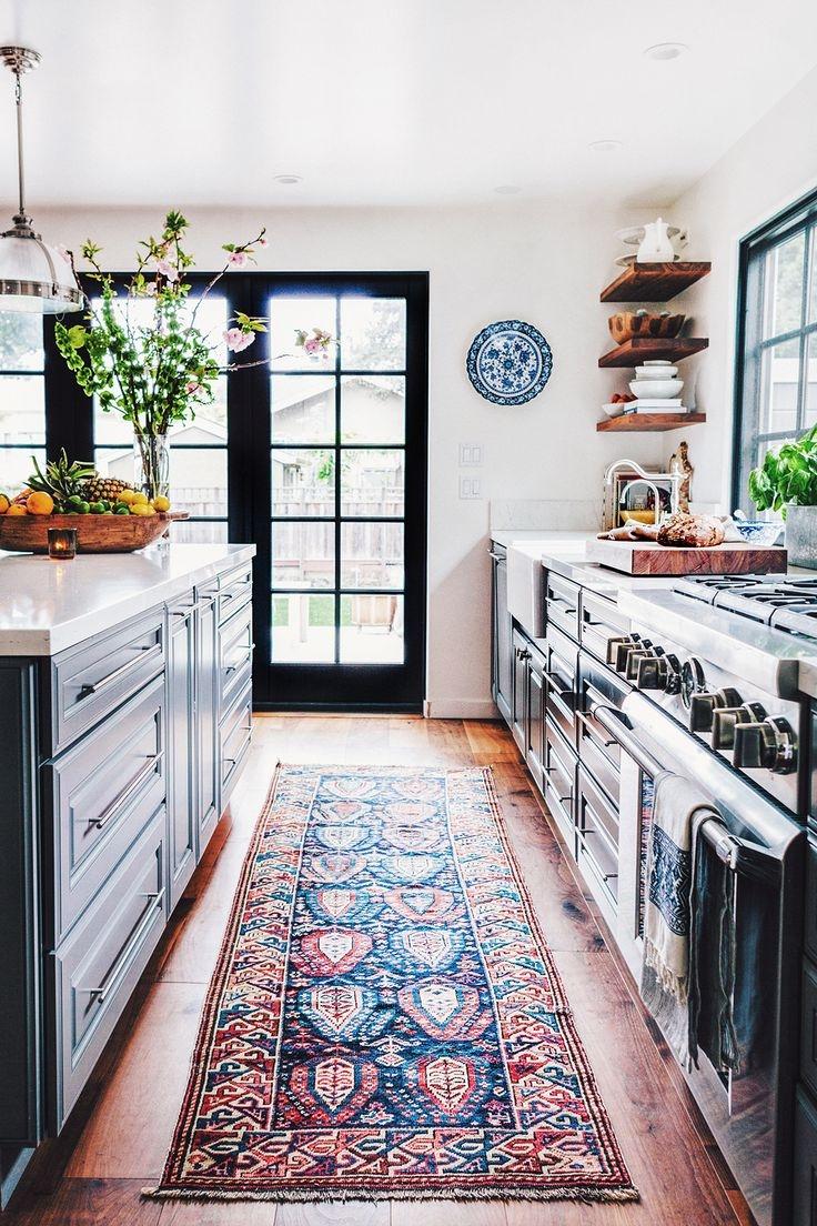 Best 25 Kitchen Runner Ideas On Pinterest Kitchen Runner Rugs Intended For Rug Runners For Kitchen (#4 of 20)