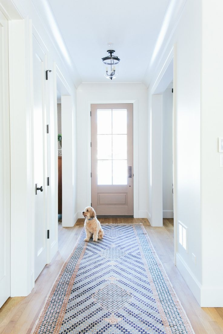 20 Inspirations Of Blue Rug Runners For Hallways