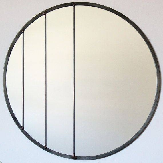 Best 25+ Large Circle Mirror Ideas On Pinterest | Large Round Pertaining To Large Circular Mirrors (#7 of 20)