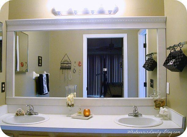 Best 25+ Large Framed Mirrors Ideas On Pinterest | Framed Mirrors With Regard To Large Ornate Gold Mirrors (#21 of 30)