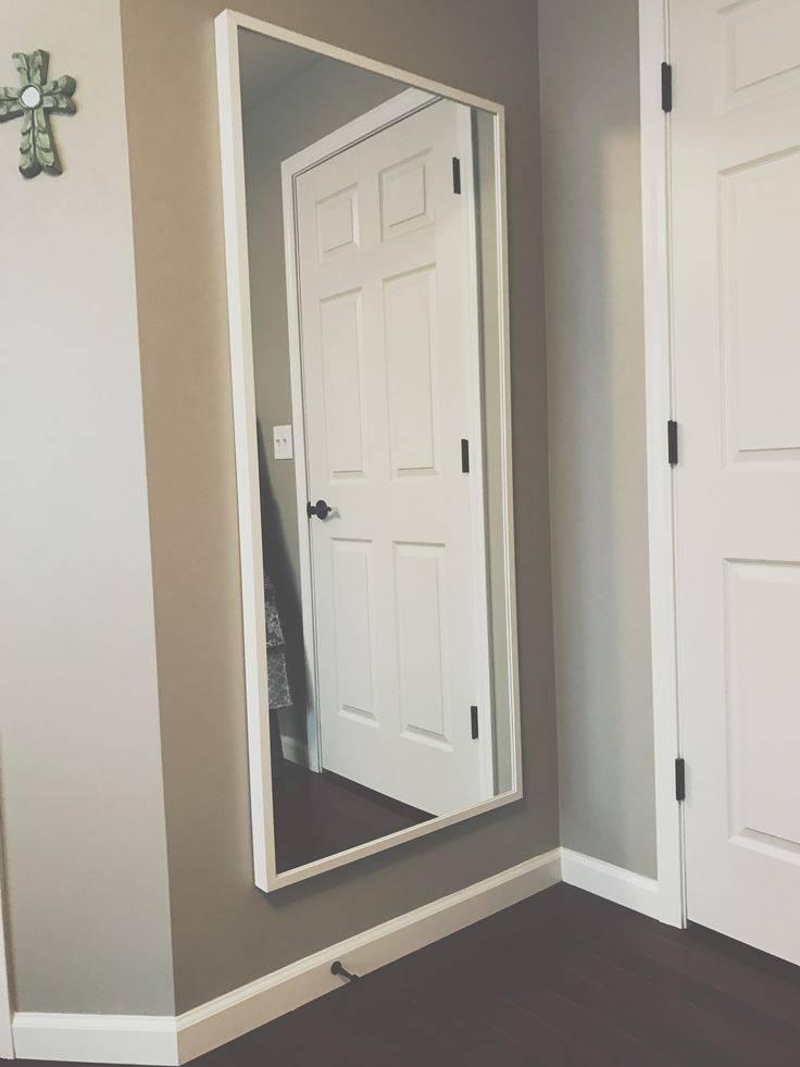 Decorative floor length mirrors 2