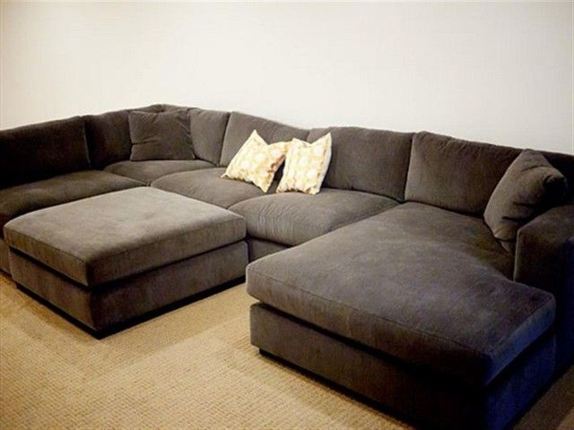 Best 25 Large Sectional Sofa Ideas Only On Pinterest Large Within Sectinal Sofas (View 6 of 15)