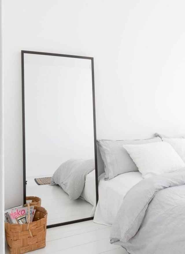 Best 25+ Large Standing Mirror Ideas On Pinterest | Floor Mirrors Inside Large Standing Mirrors (#9 of 30)