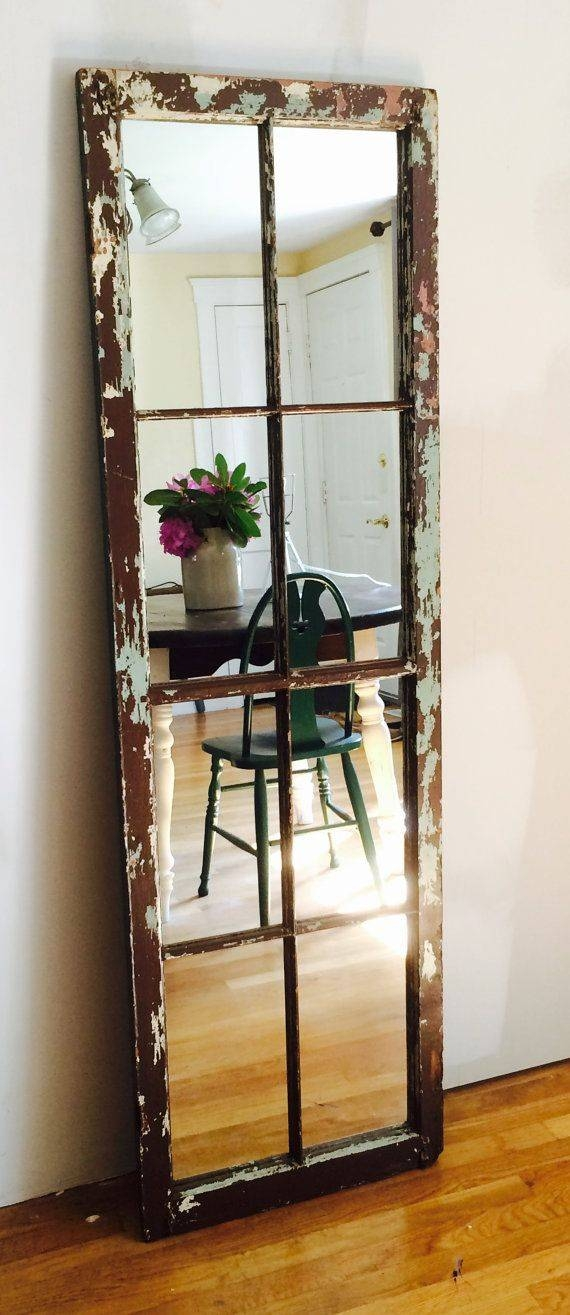 Best 25+ Large Standing Mirror Ideas On Pinterest | Floor Mirrors Intended For Wrought Iron Full Length Mirrors (#8 of 20)