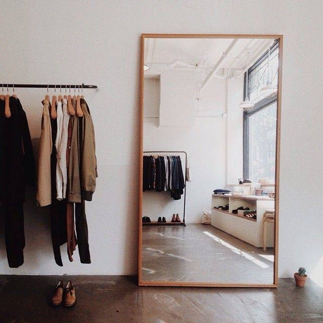 Best 25+ Large Standing Mirror Ideas On Pinterest   Floor Mirrors With Large Mirrors (#9 of 20)