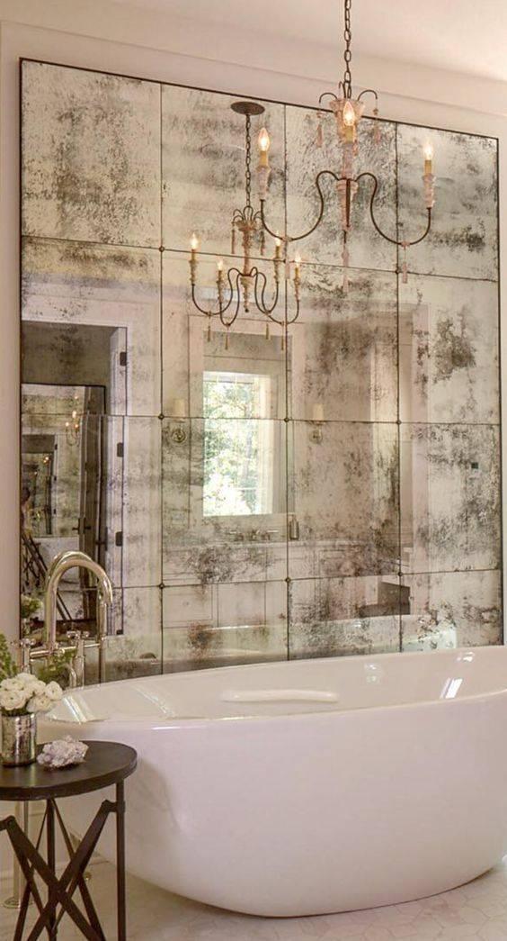 Best 25+ Large Wall Mirrors Ideas On Pinterest | Wall Mirrors For Antique Round Mirrors For Walls (#12 of 20)