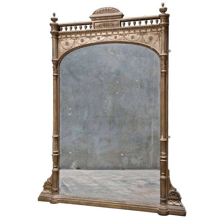 Best 25+ Mantel Mirrors Ideas That You Will Like On Pinterest For Mantle Mirrors (#11 of 30)