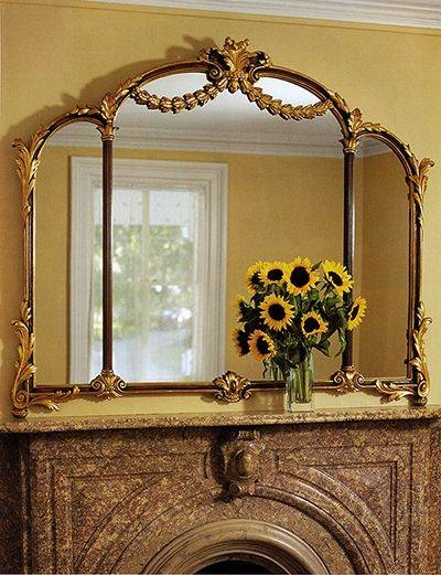 Best 25+ Mantel Mirrors Ideas That You Will Like On Pinterest Inside Mantelpiece Mirrors (#15 of 30)