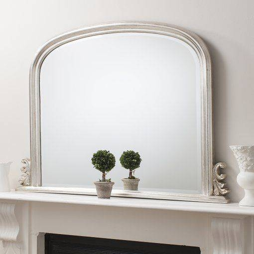 Popular Photo of Mantle Mirrors