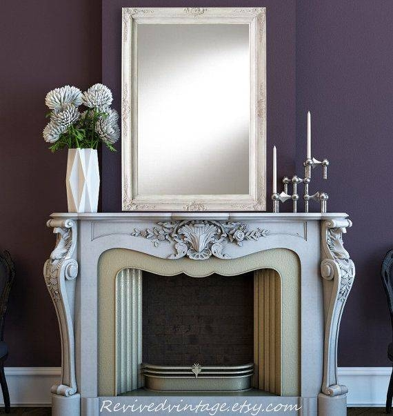 Best 25+ Mantel Mirrors Ideas That You Will Like On Pinterest Within Large Mantel Mirrors (#11 of 30)