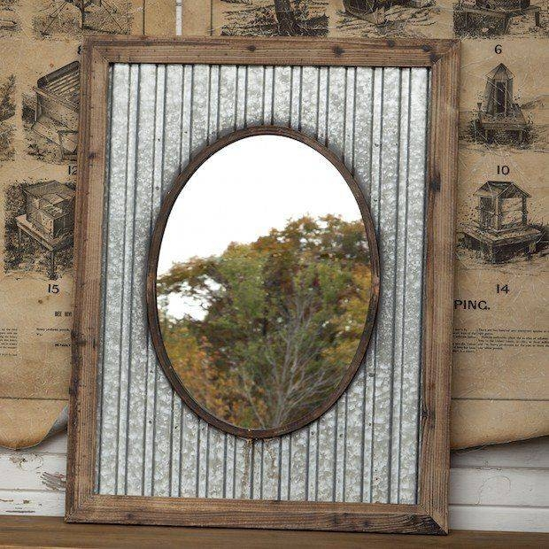 Best 25+ Metal Mirror Ideas Only On Pinterest | Copper Mirror Intended For Iron Framed Mirrors (#4 of 20)